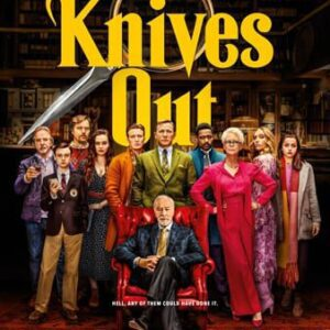Knives Out - Registered