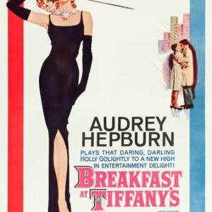 Breakfast at Tiffany's Registered